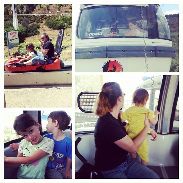 רכבל ורכבת, פעילות לכל המשפחה