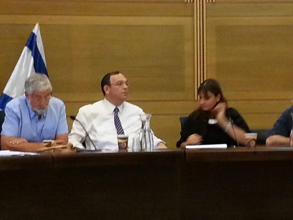 """ישיבת ועדת החינוך של הכנסת לפתיחת שנה""""ל צילום טלי בריל"""