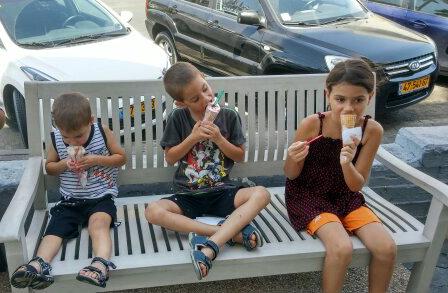 גלידה אנדרי , לא רק בשביל גלידה