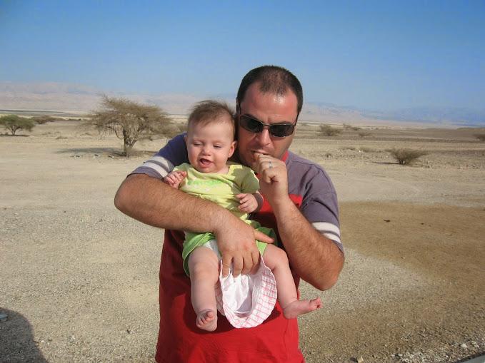 נסיעת הבכורה שלנו לאילת כהורים, לא עוד דוך אלא עוצרים ונהנים. צילום טלי בריל