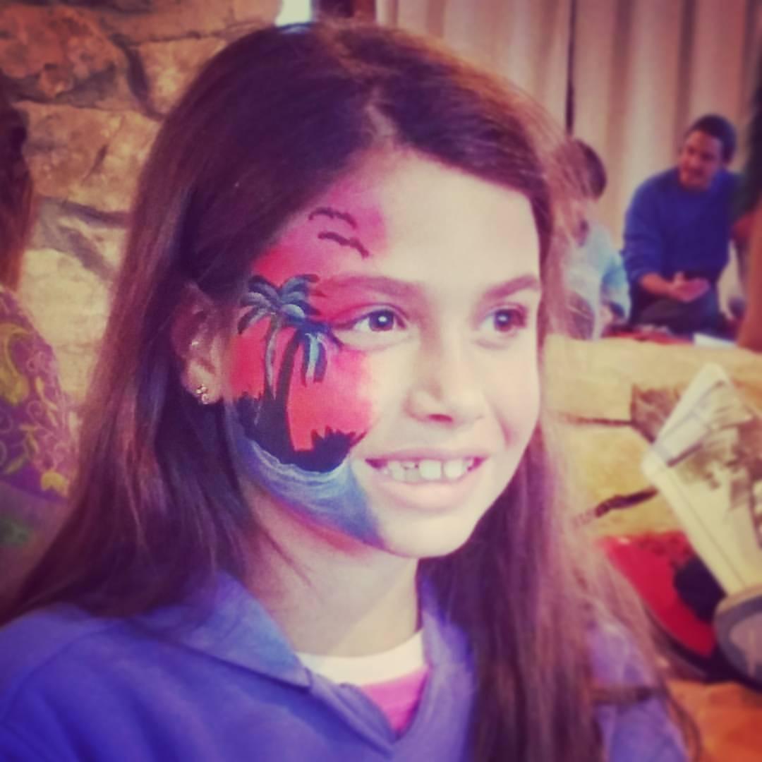 ילדת מדבר צילום טלי בריל