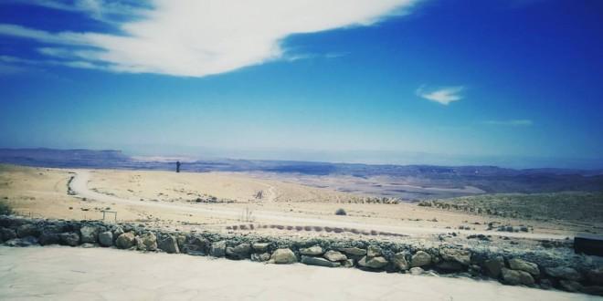 קיץ קסום של כוכבים ומרחבי מדבר – סופי שבוע למשפחות בחאן צל מדבר מצפה רמון
